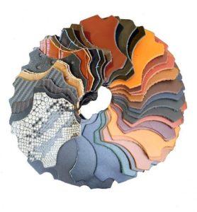 Gama de pieles utilizadas en la confección de botas de doma