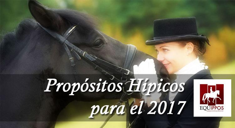 Propósitos Hípicos para 2017-Equippos