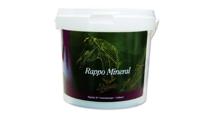 Rappo Mineral Rapide