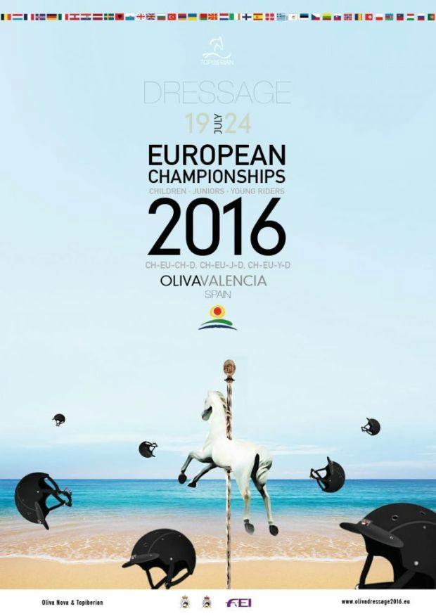 Concurso Europeo de Doma Clásica 2016