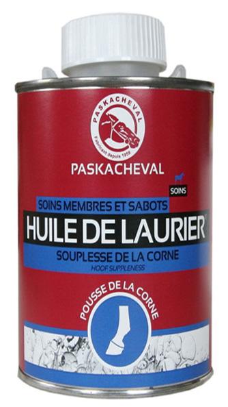 Aceite de laurel para cascos Paskacheval