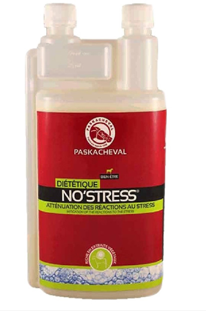 Complemento natural para reducción del estrés No'Stress de Paskacheval