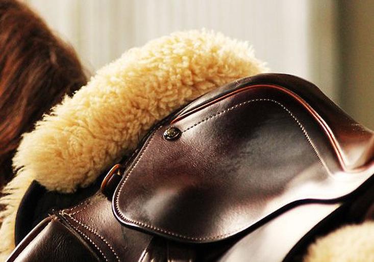 El cuero es el material ideal para crear artículos de equitación