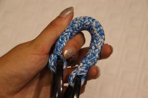filete de cuerda acavallo para caballos delicados