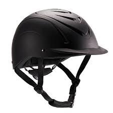 Casco de equitación Fouganza C500 un casco sencillo.